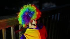 haunt attraction - stock footage