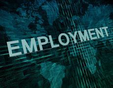 Employment Stock Illustration