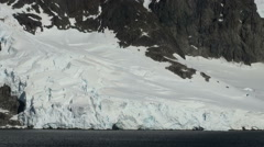 Summer in Antarctica Stock Footage