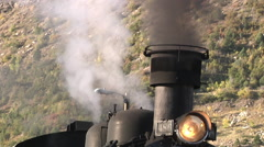 Building a Head of Steam Stock Footage