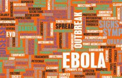 Ebola Stock Illustration
