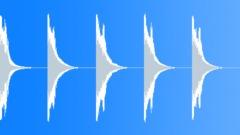 Creative Inverse Hit Impact (5 items)  (Pack, Bundle, Set) Sound Effect