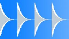 Deep Flashback Hit Impact (4 items) (Pack, Bundle, Set) Sound Effect