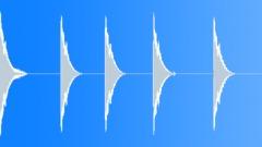 Sinister Trailer Metallic Hit (5 items)(Pack, Bundle, Set) Sound Effect