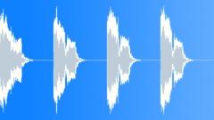 Strong Futuristic Trailer Impact (4 items)  (Pack, Bundle, Set) Sound Effect