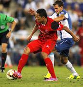 Carlos Bacca of Sevilla Stock Photos