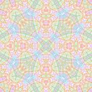 Abstract background with color pattern Stock Illustration