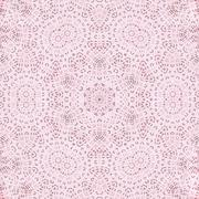 vintage concentric pattern - stock illustration