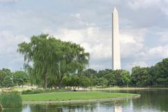 Stock Photo of washington monument