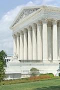 Stock Photo of united states supreme court