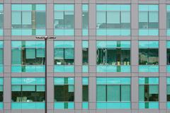 Office windows Stock Photos