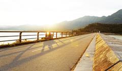 run way - stock photo