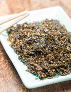 seaweed - stock photo