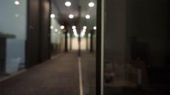 Empty Office 6 - photojpeg Stock Footage