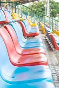 Sheer  seats Stock Photos