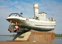 Legendary boat hero in nizhny novgorod Kuvituskuvat