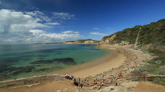 Australian Seascape Stock Footage