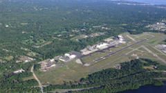 Hudson Valley 4K Aerials Stock Footage