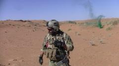 DEA on Drug Bust in Afghanistan Arkistovideo