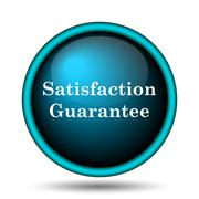 Stock Illustration of satisfaction guarantee icon