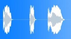 Cool - USA Female - sound effect