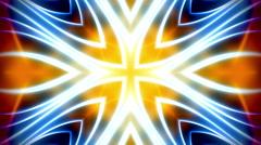 Multicolor X5 VJ Loop Abstract Stock Footage