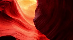 Antelope Canyon Stock Footage