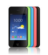 Stock Illustration of Smart Phone Color Case