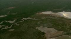 Mongolia Plains Stock Footage