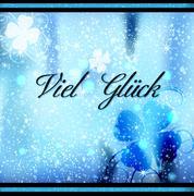 Stock Illustration of congratulations card good luck