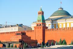Government building in the kremlin in moscow Stock Photos
