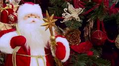 Christmas screen savers Stock Footage