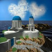 Stock Illustration of image of greece