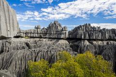 Tsingy de bemaraha Stock Photos