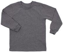Child shirt. Isolated on white background. - stock photo