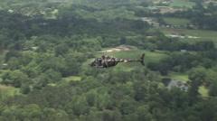 Kiowa OH-58 Stock Footage