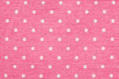 The real polka dots background Stock Photos