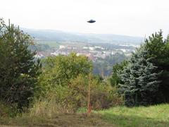 Stock Photo of UFO