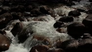 Stock Video Footage of mountain fastwater_8877