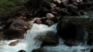 Stock Video Footage of mountain river_8814