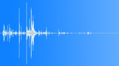 Bricks Dropped Onto Mixed Rock Debris Sound Effect