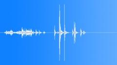 Rock Debris Rockslide - sound effect