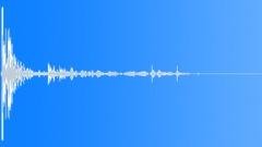 Stock Sound Effects of Impact Bricks