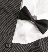 Waiters clothing close-up Stock Photos