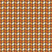Autumn vector seamless pattern. Endless texture - stock illustration