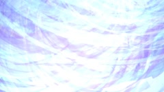 Blue Lines Abstract Animated Background - stock footage