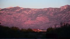 RED MOUTAIN Stock Footage