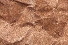 Grunge crease sandpaper Stock Photos