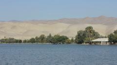 Lake Ming, California - stock footage