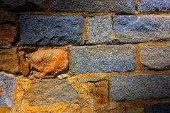 Old brickwork Stock Photos